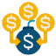 Debt Consolidation Icon